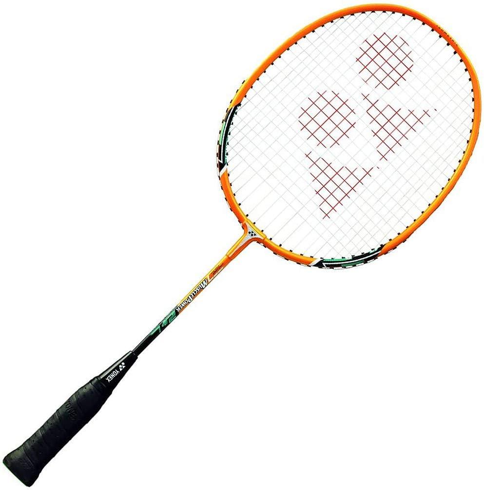 YONEX Brand new Muscle Power 2 Junior Badminton Yellow Bright Max 43% OFF Racquet