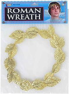Green Roman Wreath