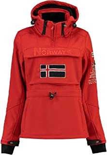 Geographical Norway Chaqueta DE Mujer