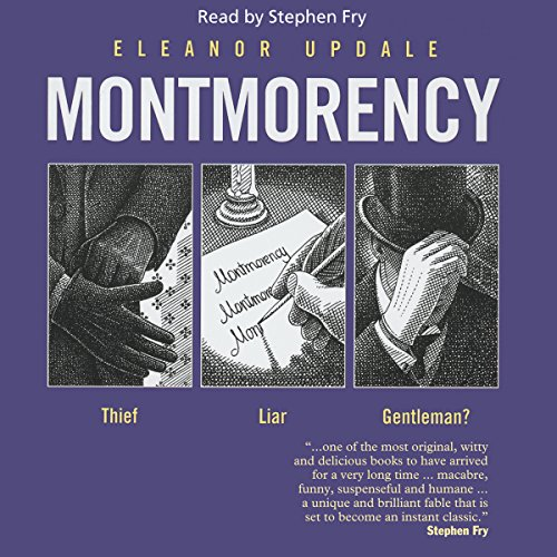 Montmorency audiobook cover art