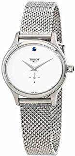 Tissot womens Bella Ora stainless-steel Watch Grey T1033101103100