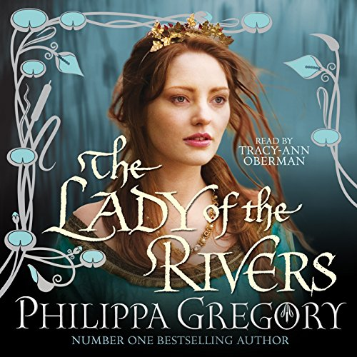 The Lady of the Rivers audiobook cover art