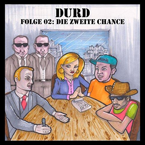 Die zweite Chance audiobook cover art