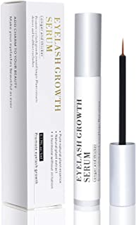 PPY Eyelash Growth Serum – Natural Ingredients – Advanced Growth Formula – Strengthening Effect – Nourished and Moisturized Lashes – Visible Immediate Effects – For All Skin Types – Easy To Apply