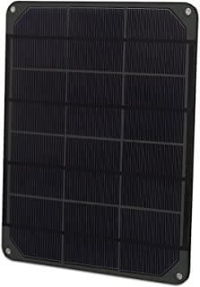Voltaic Systems - Small Solar Panel 6W / 6V - Charcoal | Panel Made with High Performance Monocrystalline Cells | Waterproof, UV and Scratch-Resistant