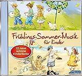 Frühlings-Sommer-Musik für Kinder: 22 neue