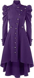Chamarra estilo gótico, ropa steampunk para mujer