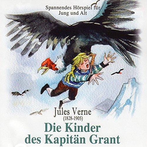 Die Kinder des Kapitän Grant Titelbild