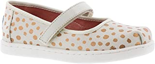 TOMS Kids 10010017 Mary Jane-K