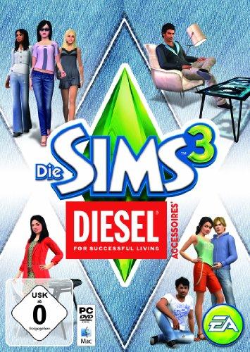 Die Sims 3: DIESEL Accessoires (Add-On)