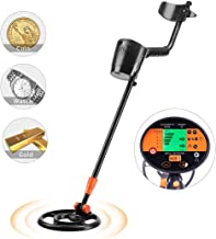 VIVOHOME High Accuracy Underground Handheld Metal Detector, 30-40 inch Long, Battery Operated with Carry Bag for Adults and Kids