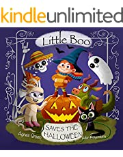 Little Boo Saves the Halloween: A Picture Book about Leadership, Teamwork, and Creativity. For Kids 3-5 yo Who Adore Spooky Monsters and Cozy Halloween (Cozy Reading Nook)