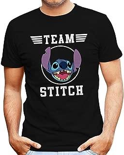TeeTrumpet Lilo and Stitch Team Stitch Womens T-Shirt