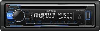 Kenwood KDC 110UB CD Receiver mit frontseitigem USB/AUX Eingang schwarz