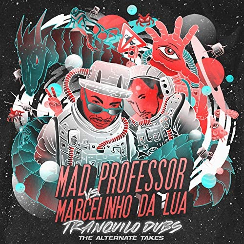 Mad Professor & Marcelinho da Lua
