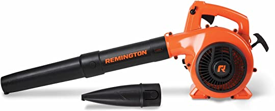 Remington RM430 Hero 25cc 2-Cycle Engine Gas Powered Leaf Blower – Handheld..