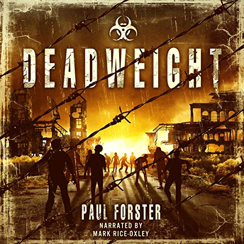 Deadweight Audiobook By Paul Forster cover art