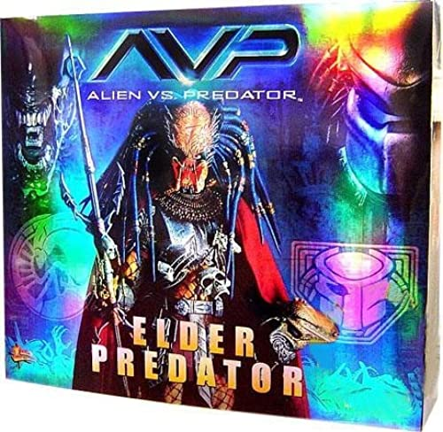 Hot Toys Movie Masterpiece  Alien vs Protator Elder Protator