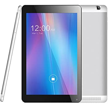 """Azpen G1058 10.1"""" 4G LTE Quad Core Android Unlocked Tablet with Bluetooth GPS Dual Cameras"""