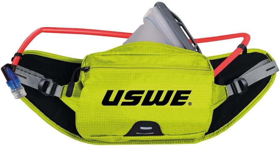 ファクトリーアウトレット USWE Sports Unisex's 爆売り Zulo 2L Summer Yellow 2 Belt litres Race