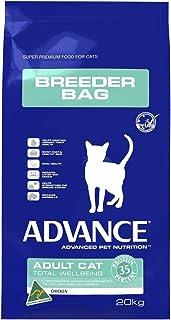 ADVANCE CAT Adult Total Wellbeing Chicken Breeder Bag 20KG (CA20TWCBR)