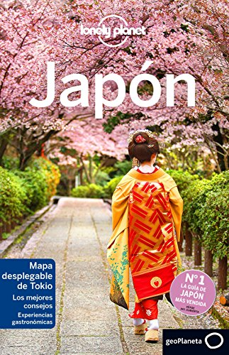 Lonely Planet Japon (Guías de País Lonely Planet)