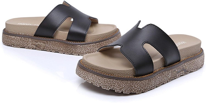Super explosion Women's No Ankle Buckle Open Toe Platform Sandals Outdoor Beach shoes