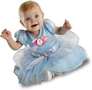 CINDERELLA INFANT Costume(Size:12-18M)