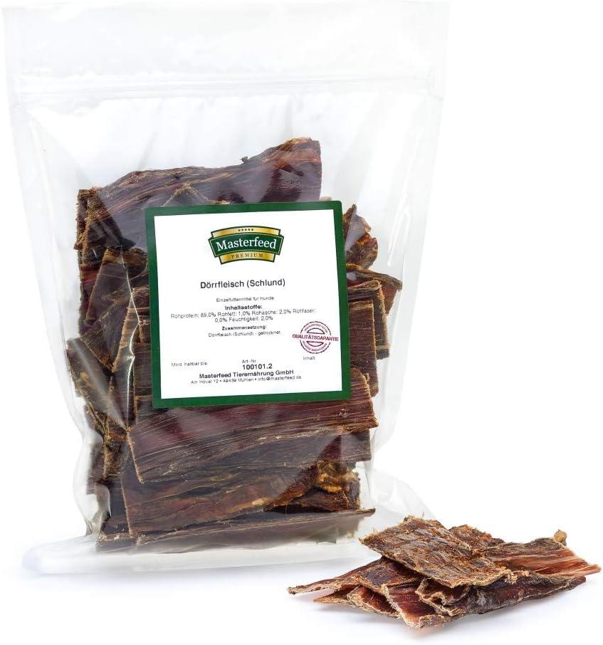Masterfeed Cecina de Cuello de Ternera Tamaño 500 g