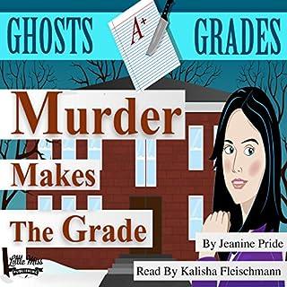 Murder Makes the Grade audiobook cover art