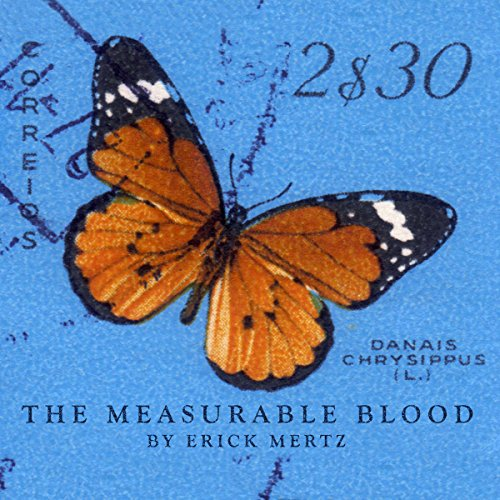 The Measurable Blood audiobook cover art