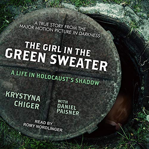 The Girl in the Green Sweater  By  cover art