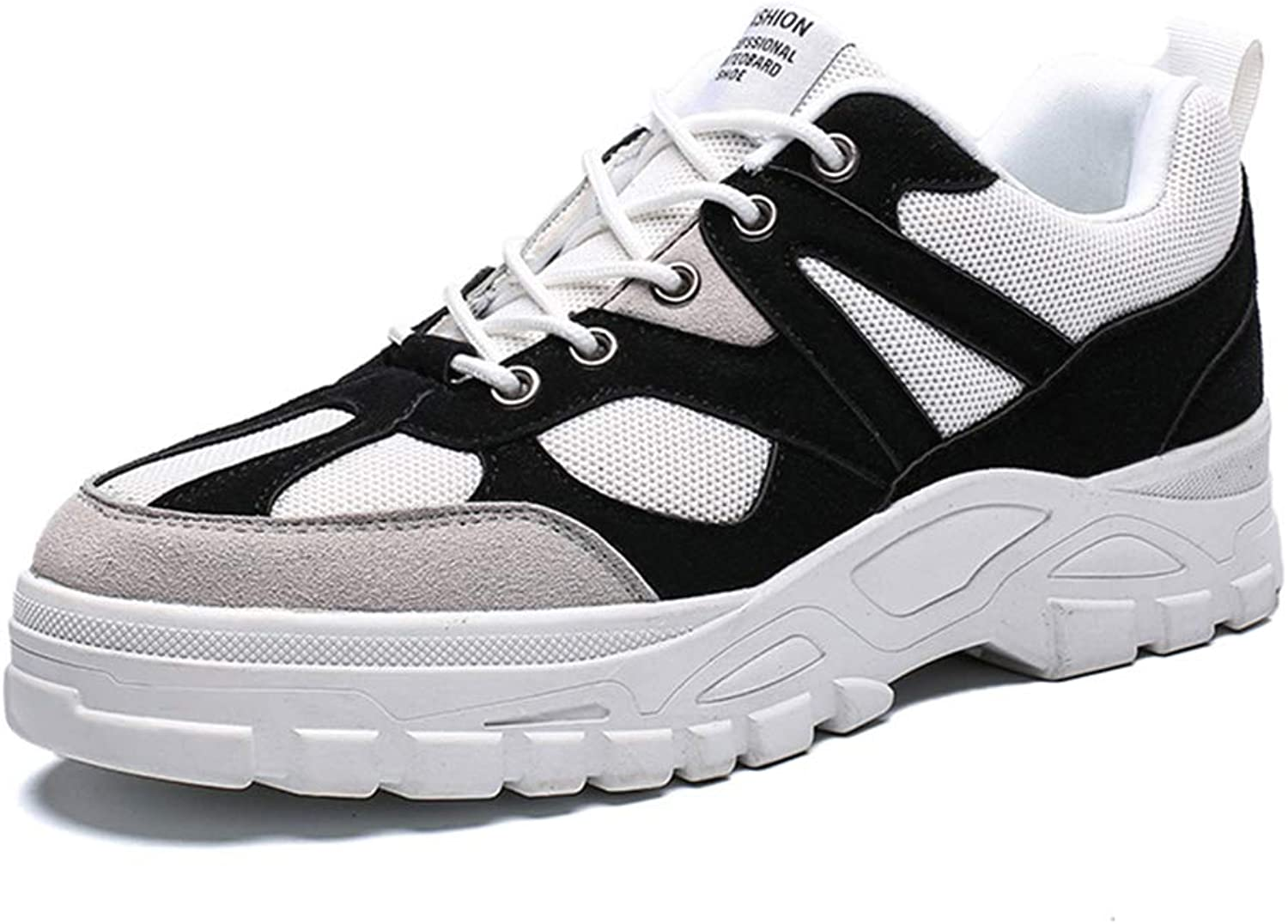 Mzq-yq Spring Men's shoes Sports shoes Korean Version Of The Trend Of Casual Canvas shoes Students Wild High Tide shoes