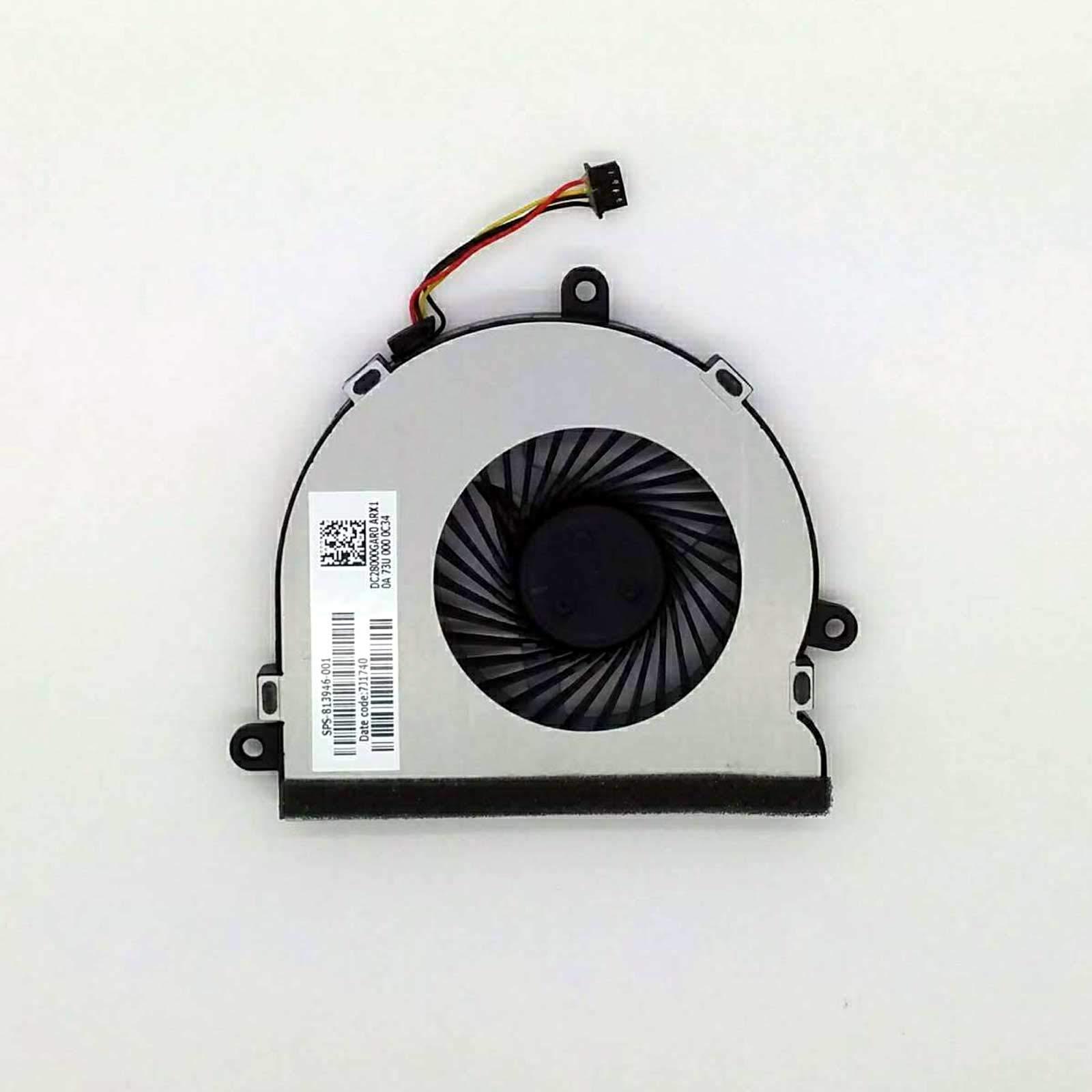 Fan Ventilador Nuevo Compatible para HP: Amazon.es: Electrónica