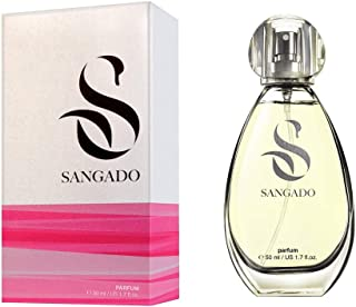 SANGADO Deleite Real Perfume para Mujeres Larga Duración de 8-10 horas Olor Lujoso Floral Frutal Francesas Finas Extr...