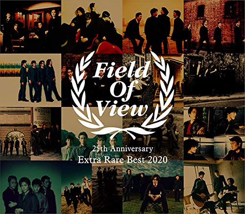 25周年BEST ALBUM『FIELD OF VIEW 25th Anniversary Extra Rare Best 2020』