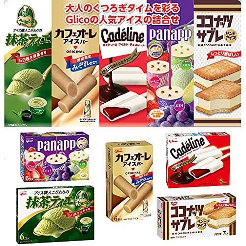 グリコ アイスホームパーティセット 5箱(計30本入り)/ アイス 詰め合わせ