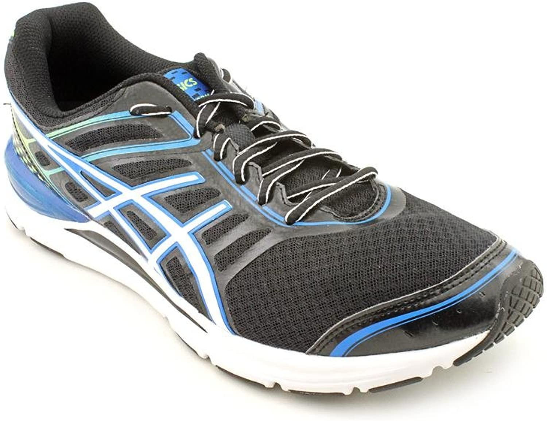 ASICS GelStorm Mens Comfortable Running Sport shoes Black