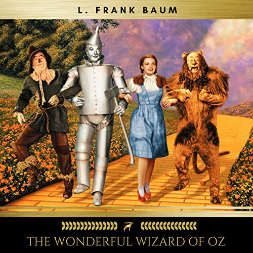 The Wonderful Wizard of Oz                   By:                                                                                                                                 L. Frank Baum                               Narrated by:                                                                                                                                 Claire Walsh                      Length: 4 hrs and 2 mins     20 ratings     Overall 4.5