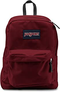viking red backpack