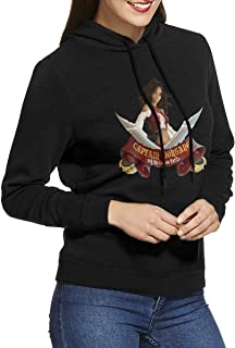 Dejonea Woman Captain Morgan- Star Style Hip Pop Street Sweater