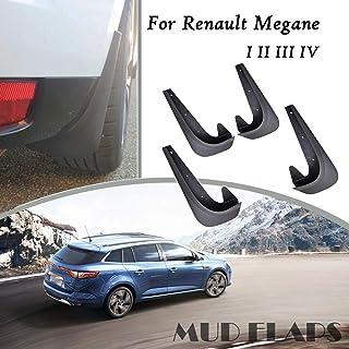 PE Bajo CUBIERTA DE PARACHOQUES DELANTERO Bajo Bandeja para Renault Megane III Escénico MK3 08