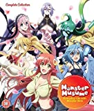Monster Musume: Complete Collection [Blu-ray]