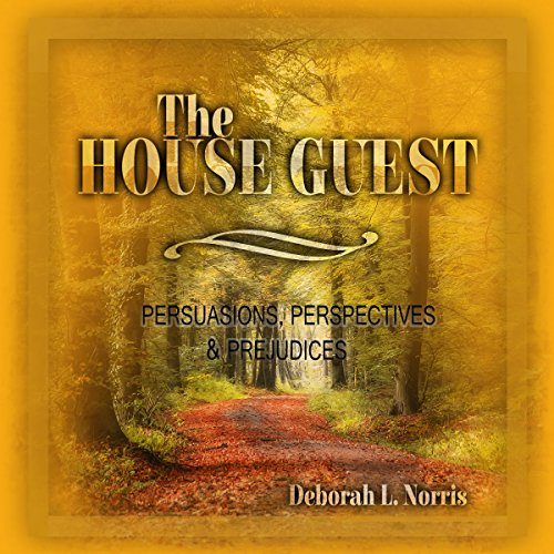 The House Guest audiobook cover art
