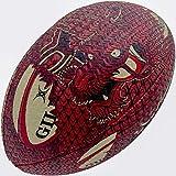 Gilbert Ball - Muñeco de Rugby (tamaño 5)