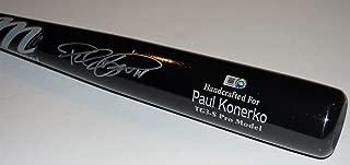 Paul Konerko Autographed Bat - Game Model * * - Autographed MLB Bats