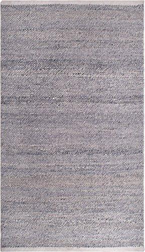 FAB HAB Biltmore - Tapis Couleur Naturel en Polyéthylène recyclé (Fibres Polyester) pour intérieur/extérieur (90 cm x 150 cm)