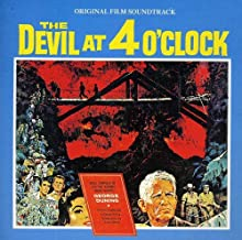 The Devil at 4 O'Clock Original Soundtrack