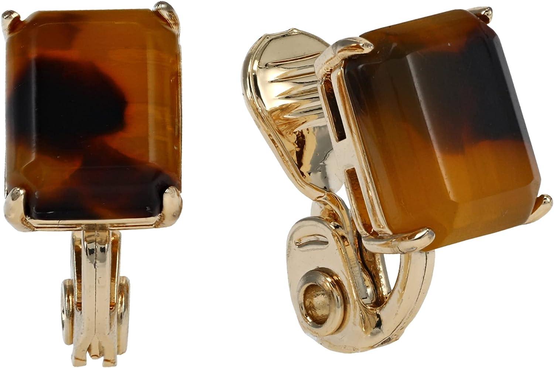 LAUREN Ralph Lauren Clip Stud Earrings