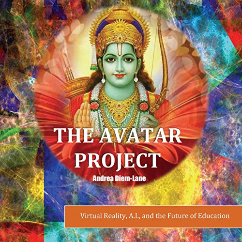 The Avatar Project audiobook cover art